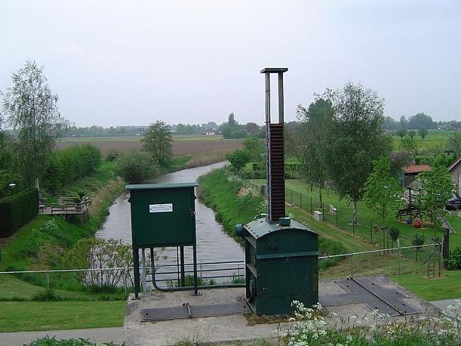 De oorsprong van de Linge in Doornenburg