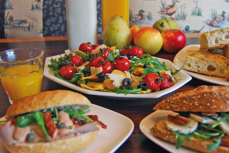 Lunch-Linge-De-Zeehond