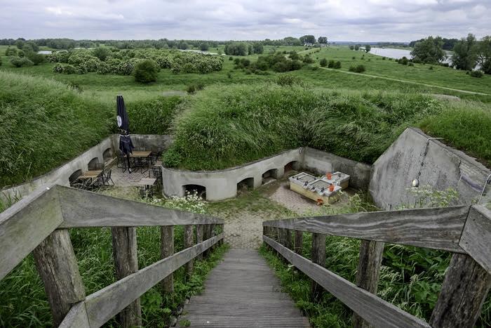 Fort-Pannerden-Doornenburg-uitzicht
