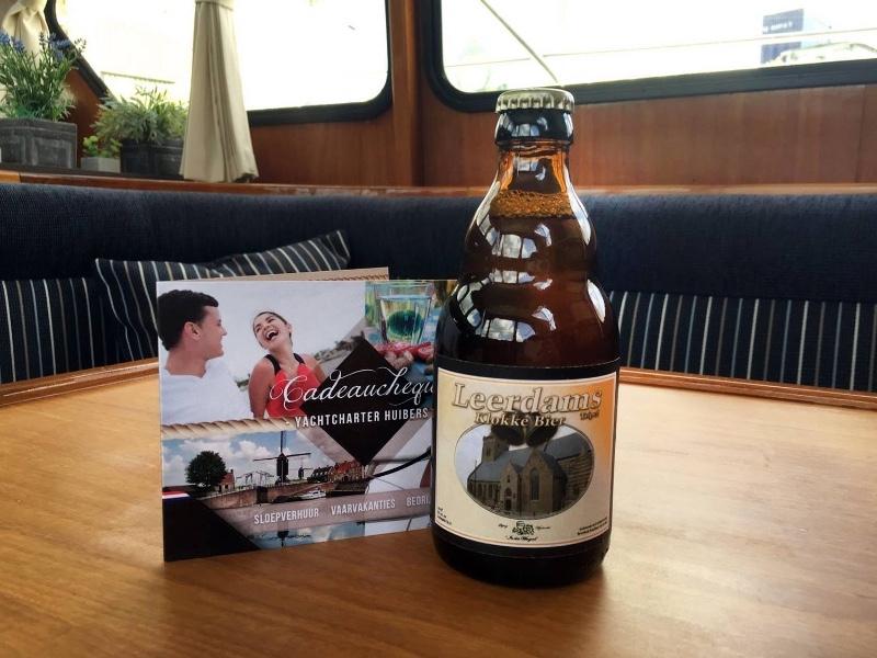 Yachtcharter-Huibers-cadeaucheque