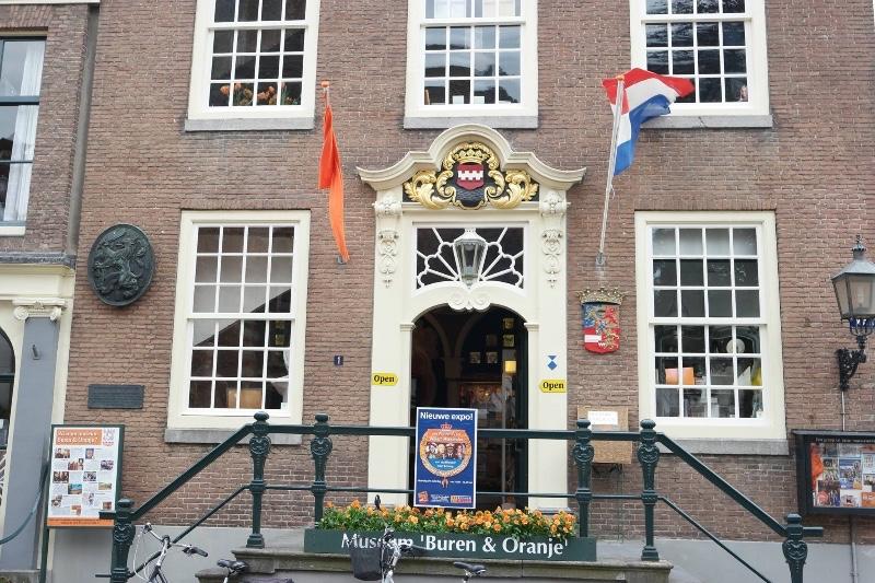 Museum-Buren-en-Oranje-ingang