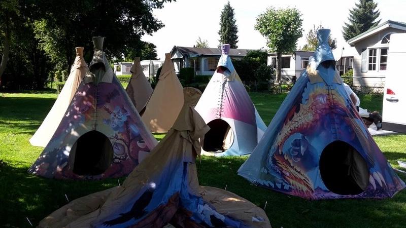 Recreatieoord-In-Den-Boomgaard-Kapel-Avezaath-tenten