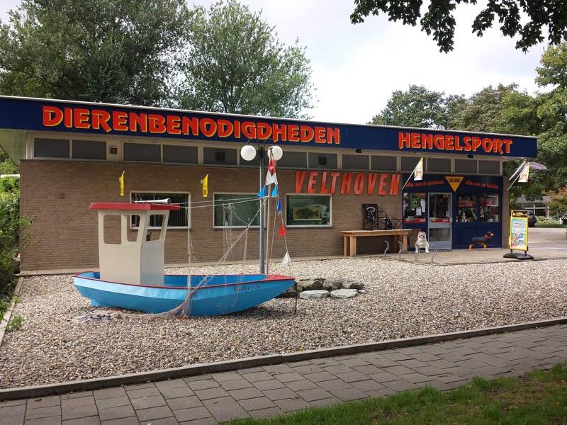 Velthoven-Hengelsport-Dierenwinkel