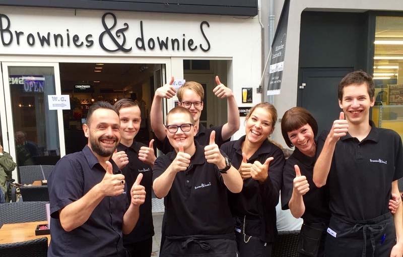 Brownies-Downies-Tiel