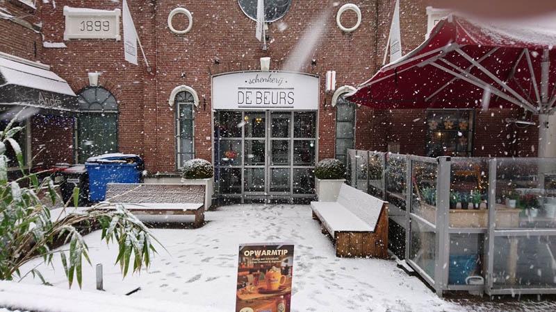 Schenkerij-de-Beurs-Geldermalsen-Winter
