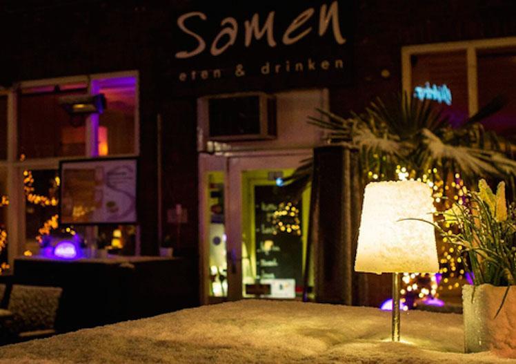 Restaurant-Samen-Tiel