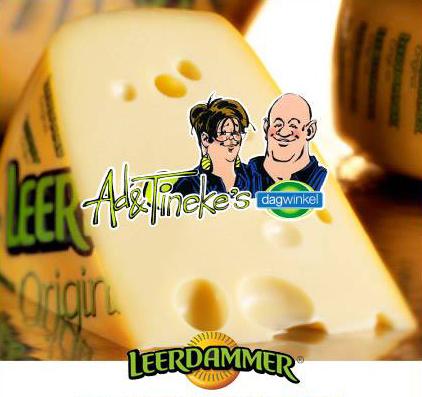 Leerdammer-Kaas