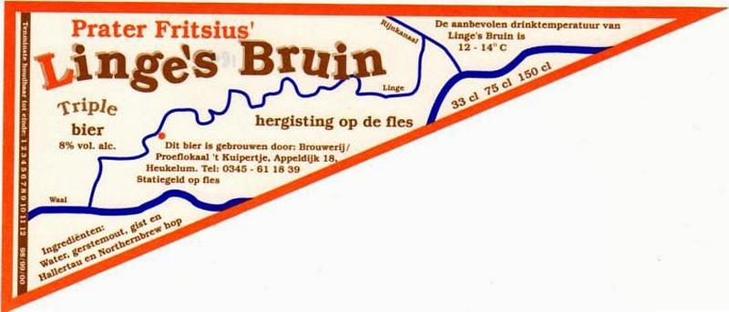 LingesBruin-Triple-Bier