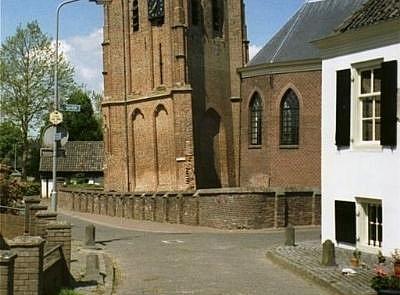 Scheve Kerktoren van Acquoy