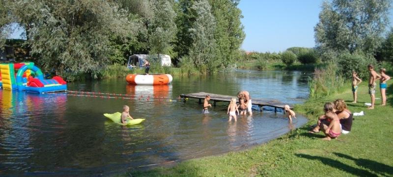 Recreatiepark-De-Linie-Opheusden-natuurbad