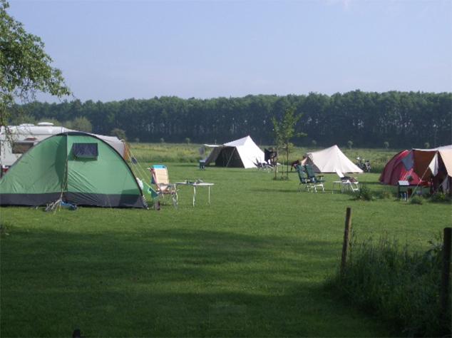 Camping-Graaff-en-Woerd-uitzicht