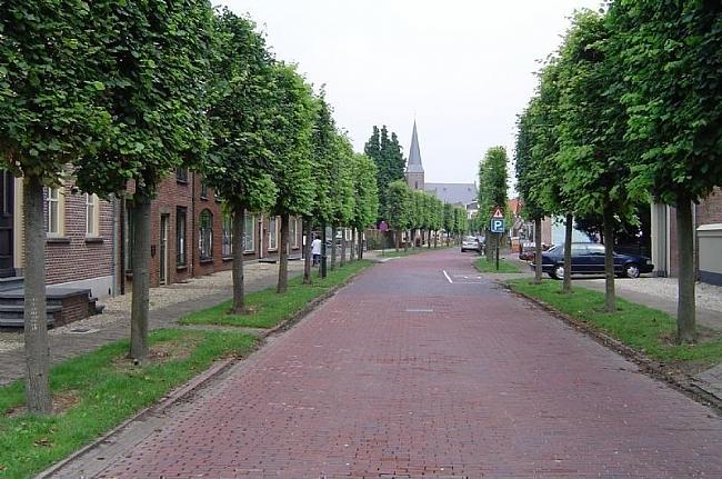 De Voorstraat van Beesd