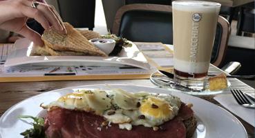 Eetcafés in de Lingestreek