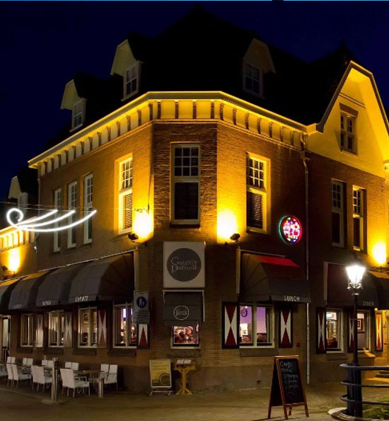 Restaurant in de Lingestreek