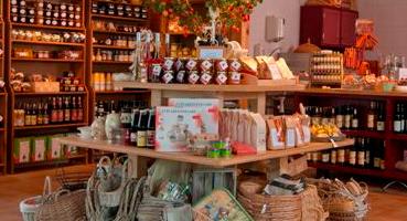 Landwinkels en streekproducten in de Lingestreek