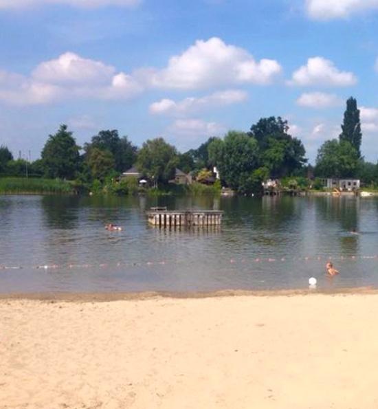 Zwempret in de Lingestreek
