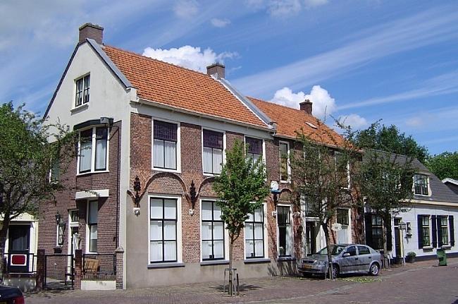 Het-voormalig-Drostenhuis-Heukelum