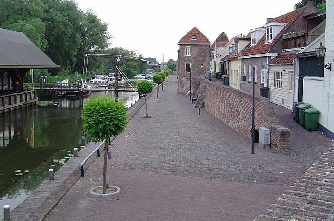 De Zuidwal in Leerdam
