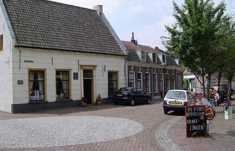 Gasthuisstraat in Heukelum
