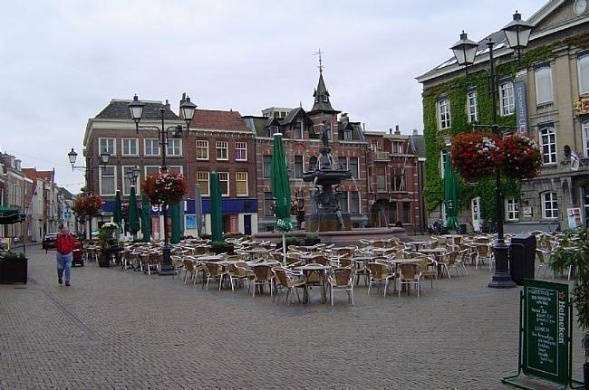 Grote Markt in Gorinchem