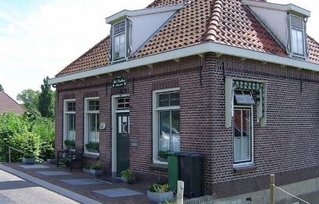 Het Posthuis in Spijk