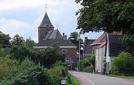 Kerk in Tricht