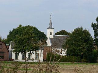 Kerk in Kapel-Avezaath