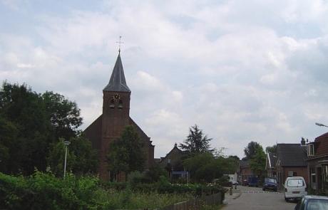 NH Kerk in Kedichem