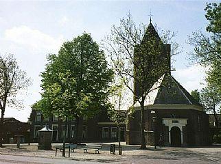NH Kerk Schoonrewoerd