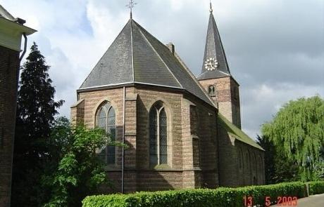 NH Kerk in Wadenoijen