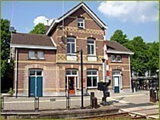 Station Zetten - Andelst